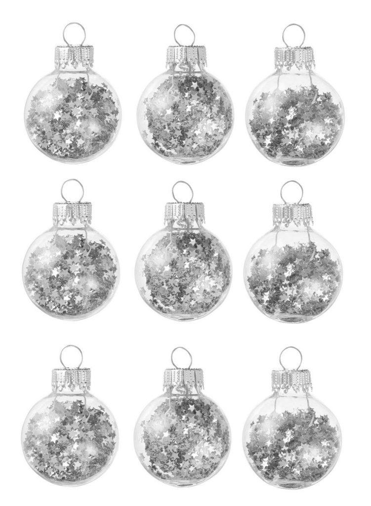 hema kerstballen