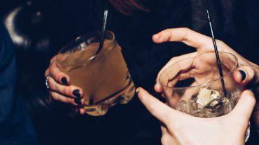 drinken vriendinnen