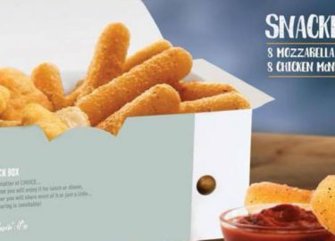 mozzarella dippers mcdonald's