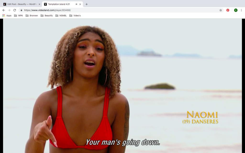 naomi temptation island aflevering 1 kijken