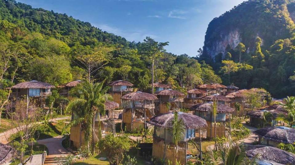 boomhut thailand