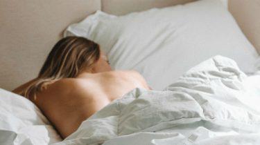 slapen persoonlijkheid vrouw