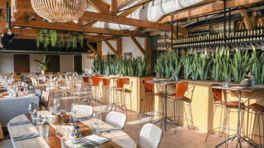 Strandzuid Restaurant en bar