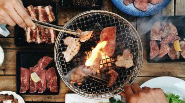 action barbecue