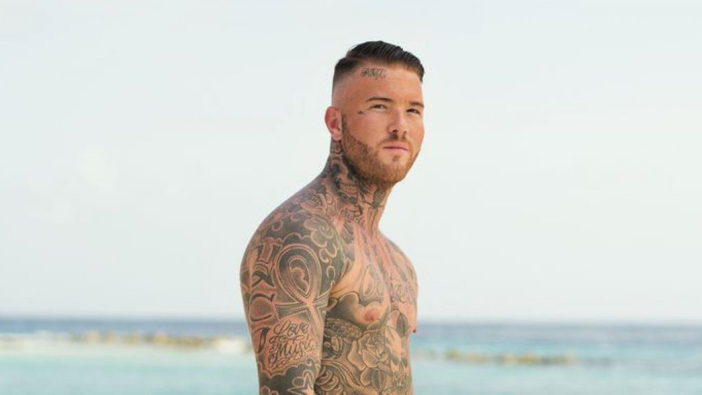 bad boy brody van ex on the beach vroeger