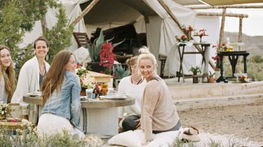 hema luxe kampeervakantie aanbieding