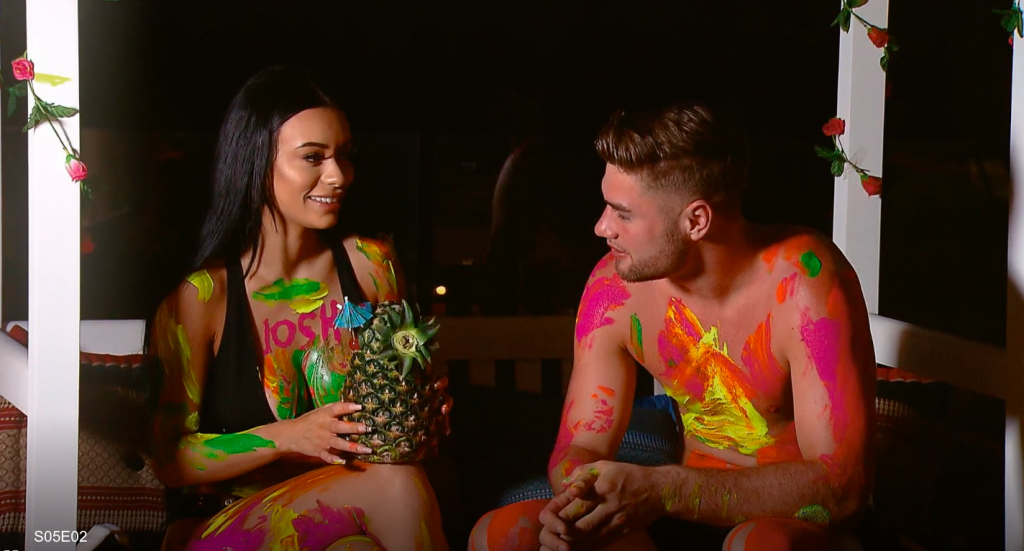 ex on the beach all stars aflevering 2