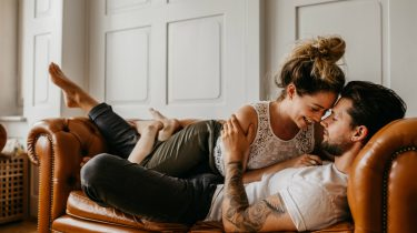 relatie genieten
