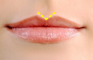 persoonlijkheid lippen