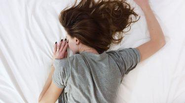 Teveel slaap moe