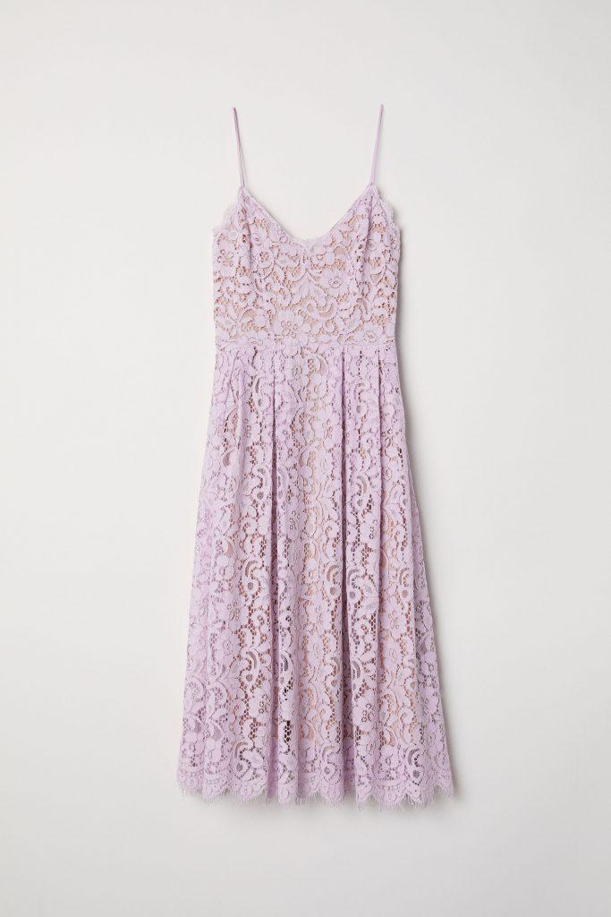 jurk uit de h&m sale