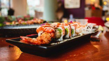 sushi hotspots nederland