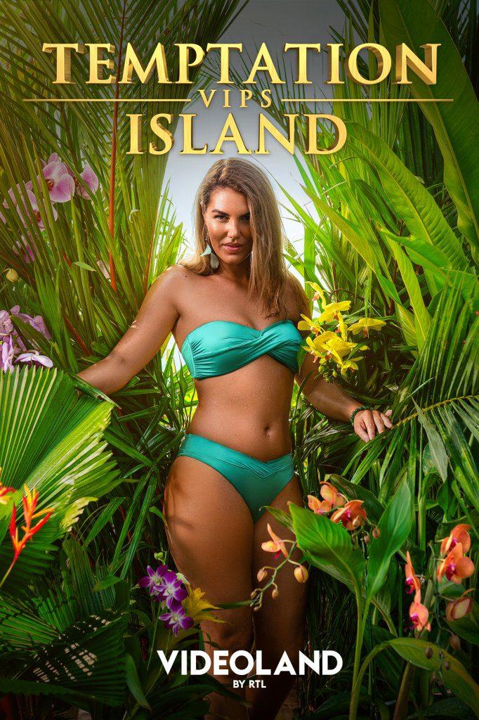 verleidsters van Temptation Island VIPS 2019 michelle