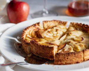 appeltaart koolhyraatarme