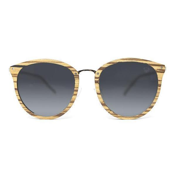 drijvende zonnebril