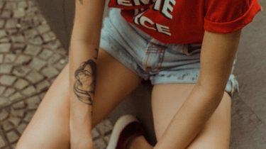 one line tattoos