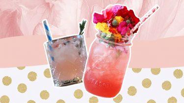 recepten roze cocktails