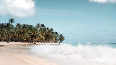 strand ter wereld vakantie