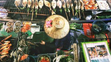 Visrestaurant Bangkok