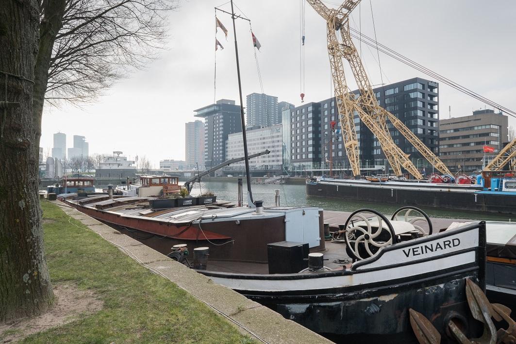 Woonboot Rotterdam