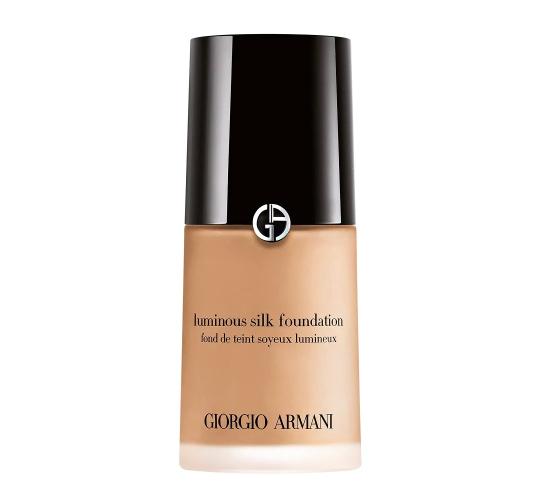 goede foundation voor een glanzende huid