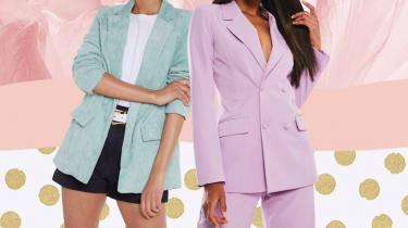 shopping blazers
