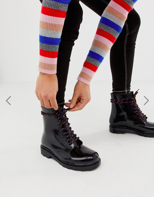 Asos Dr. Martens look a like