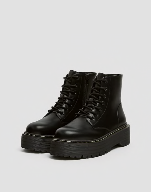 Dr. Martens look a like Pull&Bear