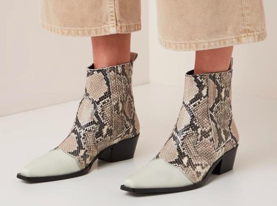 toral boots voor najaar 2019