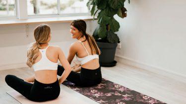 yoga plantfulness