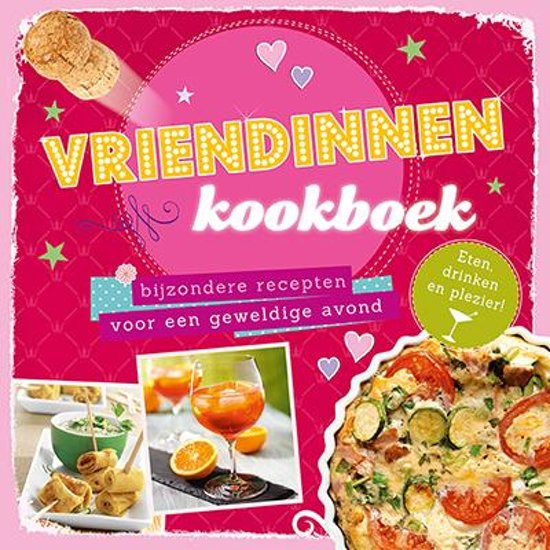 Kookboek cadeau