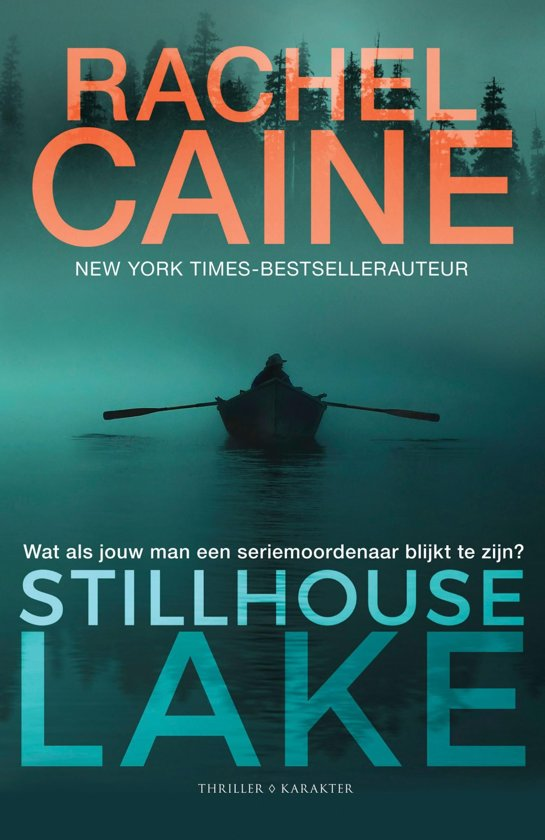 Thrillerboek