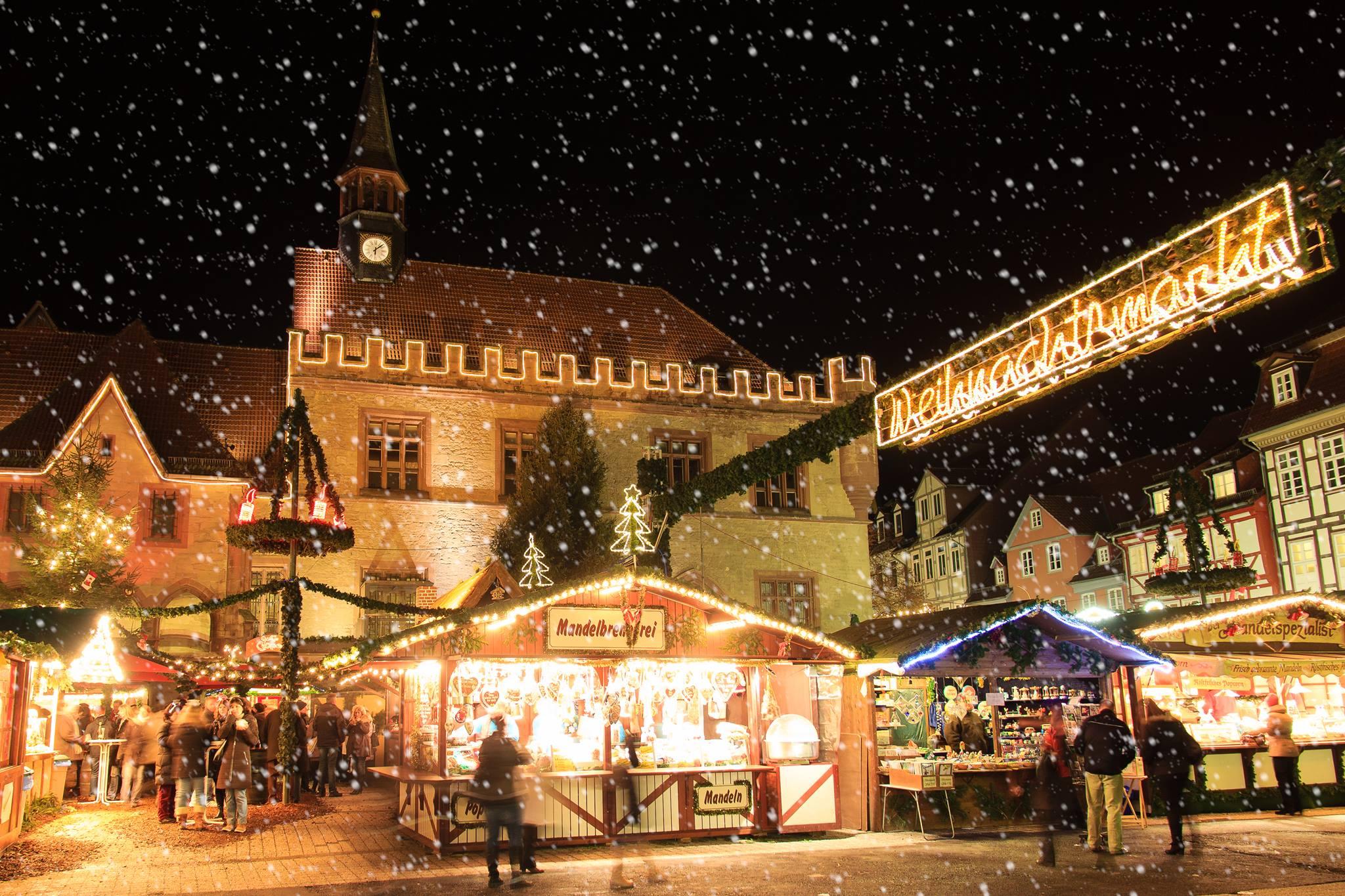 kerstmarkt Göttingen