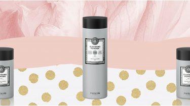 De Cleansing Powder van Maria Nila droogshampoo poeder vorm
