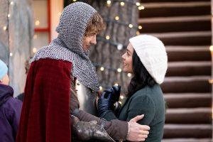 Netflix kerstfilm Vanessa Hudgens