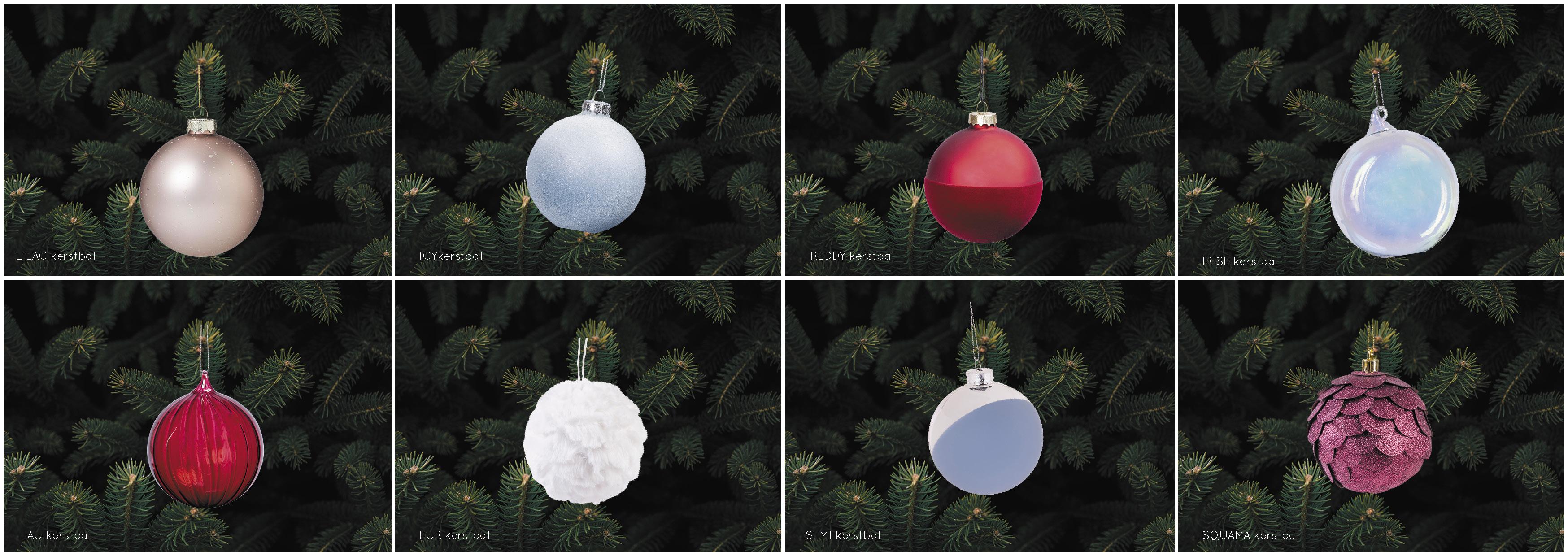 Kerstballen CASA