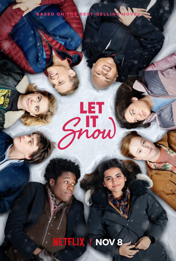 Let it snow kerstfilm op netflix