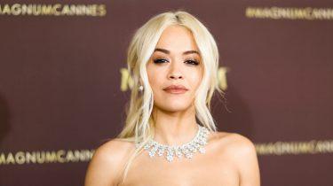 Platinum blond haarkleur winter