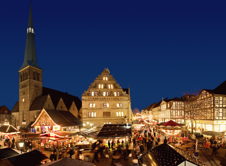 Kerstmarkt Hameln