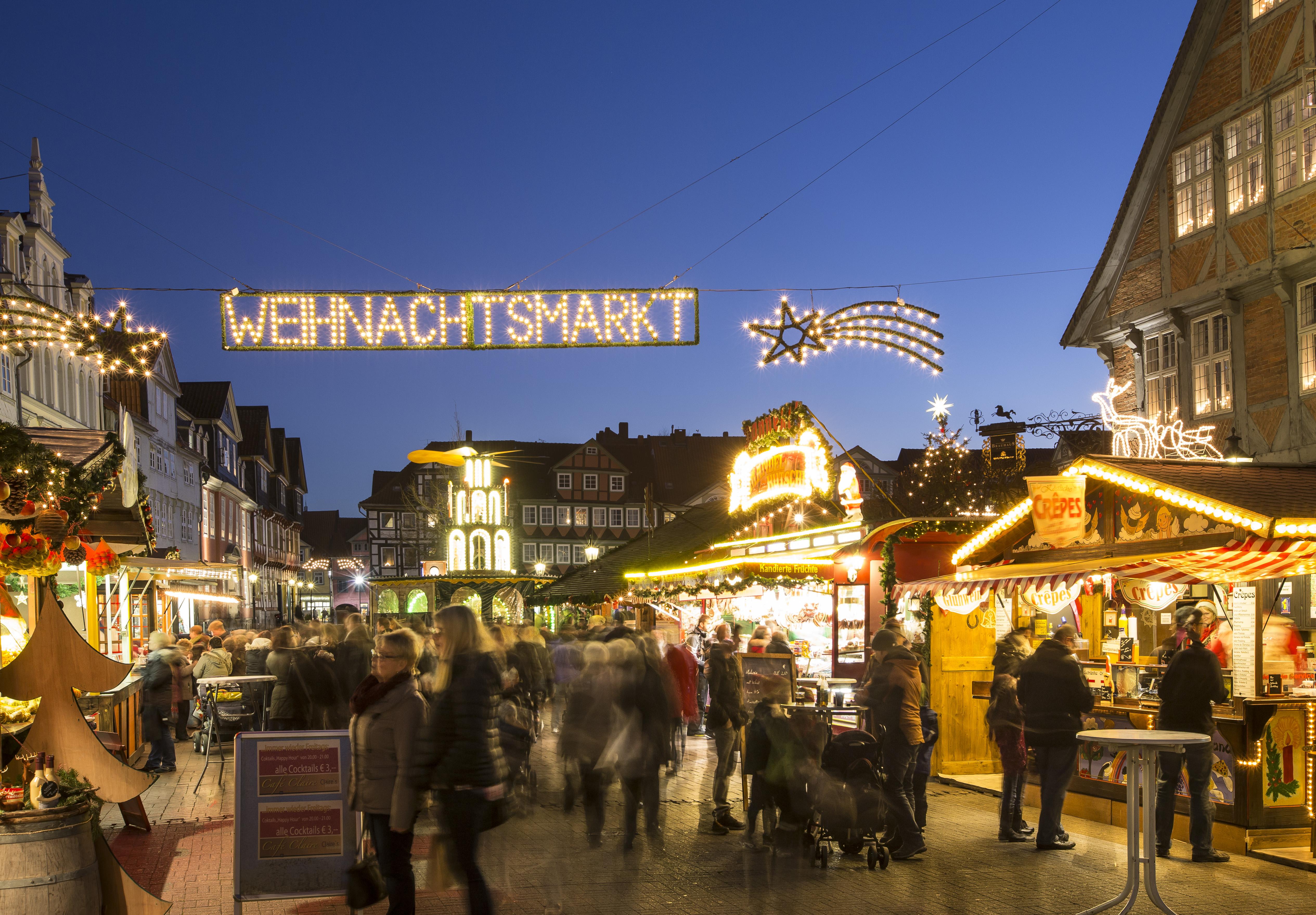 Kerstmarkt Wolfenbüttel