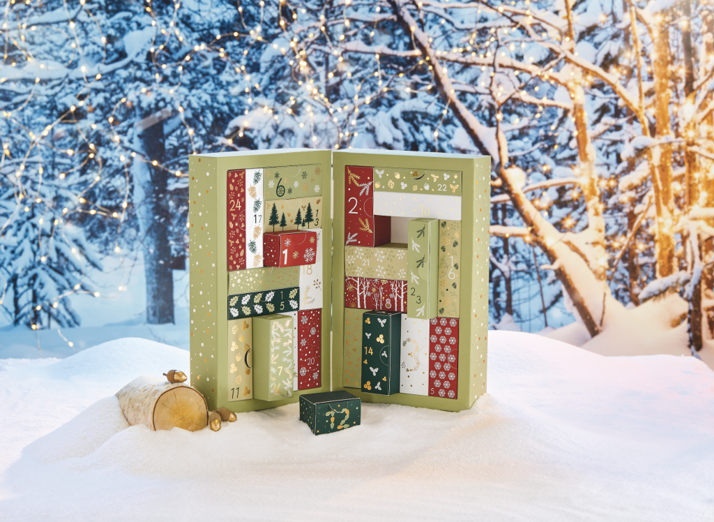 Yves rocher adventskalender 2019