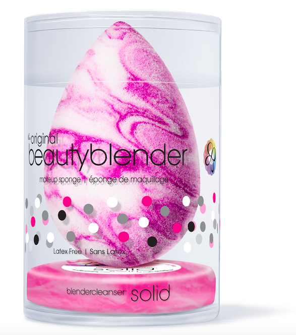 beautyblender swirl about town