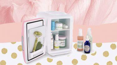 de voordelen van een skincare koelkast