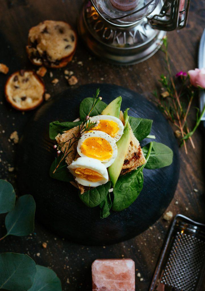 eieren eten als je wil afvallen