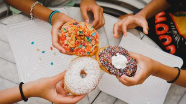 geld verdienen dunkin donuts