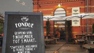 kaasfondue restaurant van de kaaskamer van amsterdam