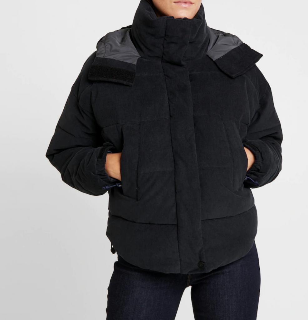 lee puffer jacket