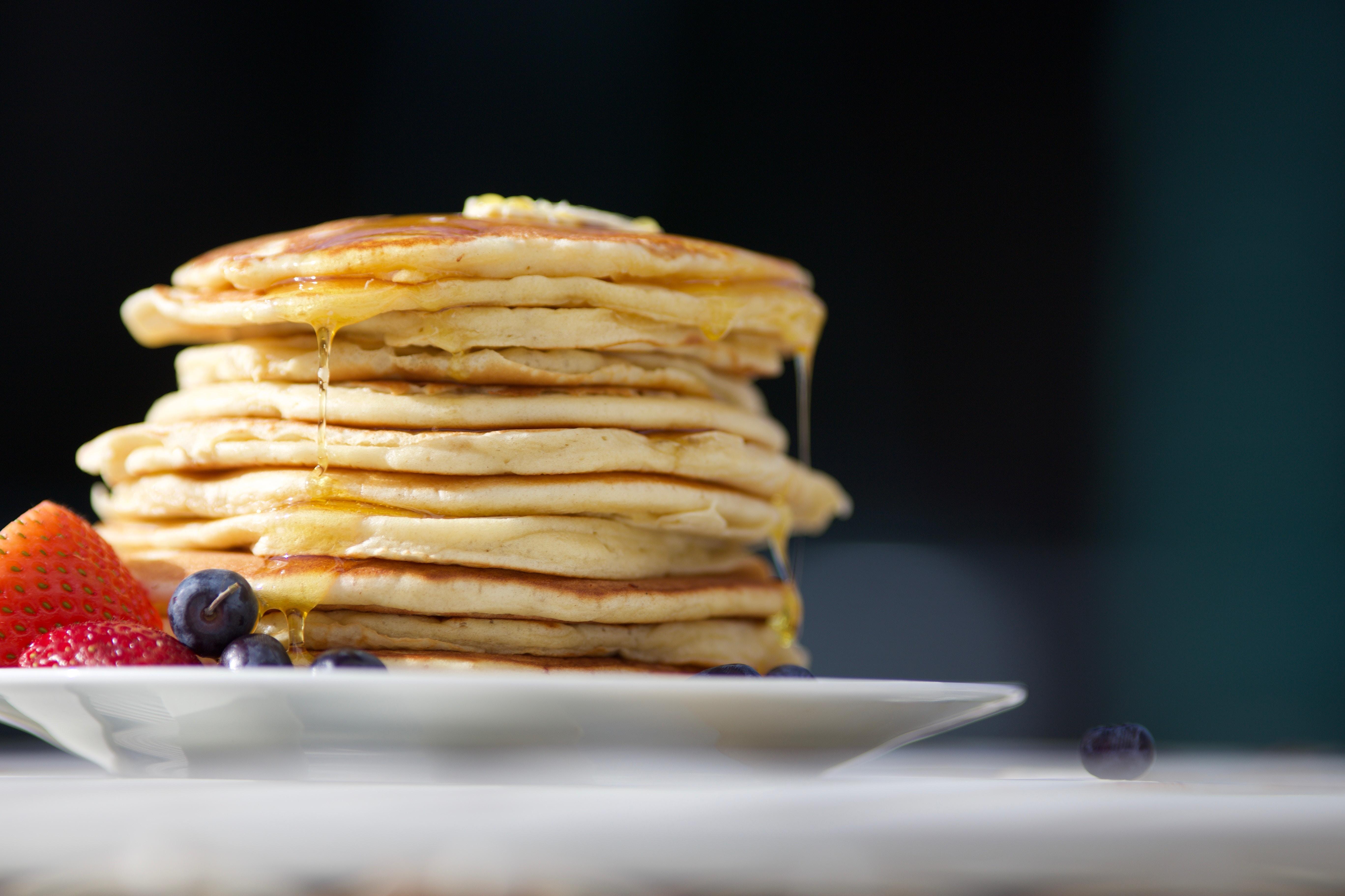 amandelmeel pannenkoekjes koolhydraatarme recepten ontbijt