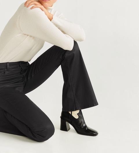 bootcut jeans jaren 90 modetrends
