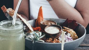 wat eten voor afvallen